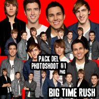 Big Time Rush Photoshoot #1 PNG by CaamiMaslow
