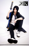 K Project - Kuroh by NeeYumi