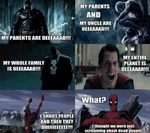Deadpool is Only One Don,t Have Family by newsuperdannyzx