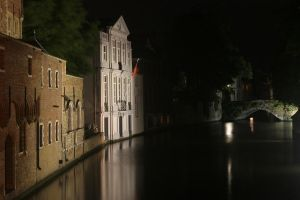 Bruges by night - VI by SmoothEyes