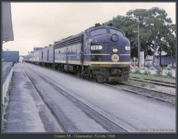 Classic E8 by classictrains