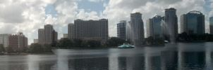 Lake Eola [1] by vanazza
