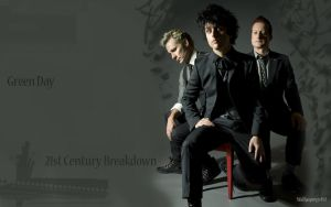 Green Day by wallpapergirl92