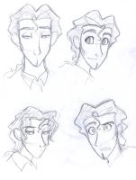 Tulio Sketches by Yumi-San1688