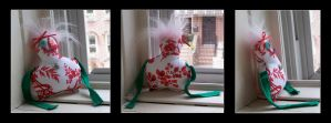 CLUMPY, the ugly doll by PinkyMcCoversong