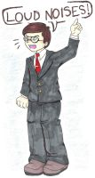 Anchorman- Brick Tamland by Arricia-sama