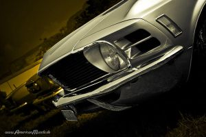 70 Mustang Front by AmericanMuscle