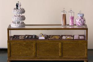 Cakes counter by SarahharaS1