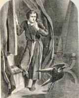 Edgar Allan Poe's - The Raven by Amplexor