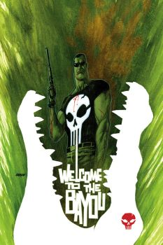 Punisher cover no.72 by Devilpig