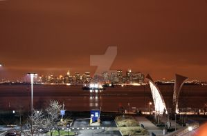 view from staten island by hyperactive122986