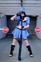 Officer Caitlyn by inochi0