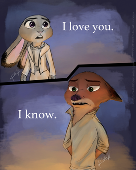You Know You Love Me. by KungFuFreak07