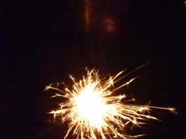 sparklers 2 by Noodle-stock