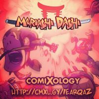 Mariachi-Dachi on comiXology by TheGreyNinja