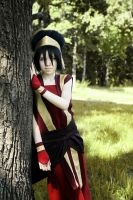 Alone - Toph by TophWei