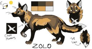 Zolo Ref by dRaWiNgWiThHeArT