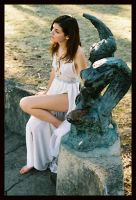 Arlette at Norman Lindsay 13 by wildplaces