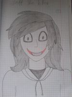 Jeff the Killer by Teranovia