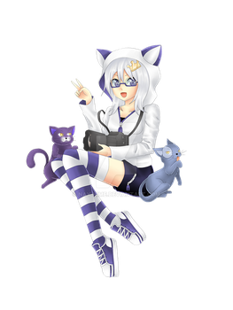 Meow by Nay-Hime