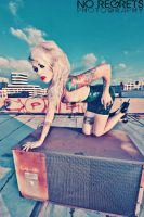 On Top of The City Of Angels by KristenLeanne