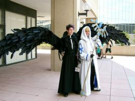 Extended wings Otakon 2006 by OtakonDevMeet
