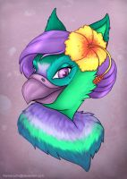 Faerie Eyrie - Poochee466 by francis-john