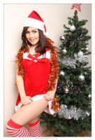 Kacie Christmas 2013-6 by 365erotic