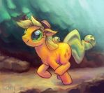 AJ in a pine forest by inCMYK