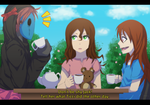 Tea Party EJ: He's in trouble by Inkswell
