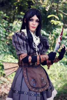 Alice Madness cosplay 2 by gabybriefs93