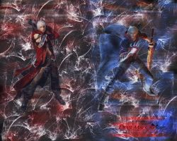 Devil May Cry Desktop by Tyler-1624