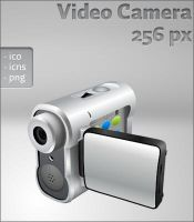 Video Camera by wilsoninc