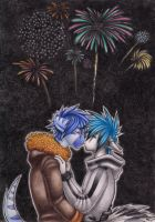Happy New Year My Love by AtomicRay