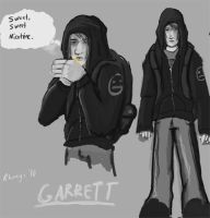 Garret Redesign by Rhunyc