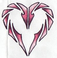 Tribal Heart by Ashes360