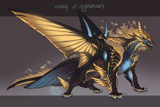 39 Hyperion by AriiKnave