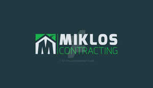Contracting Company - Logo Design by atty12