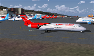 Boeing 717-200 Aserca Airlines (2) by kike-92