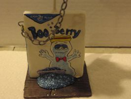 Boo Berry Potatohead close up of Box Base by Potatoheadmaster
