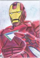 Iron Man PSC by livewiredstudios
