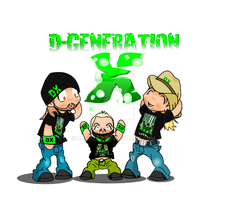 New D-Generation by ramessz