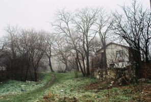 old house by iwillwearthesun