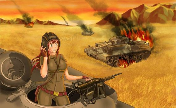 World of Tanks by rita-unknown