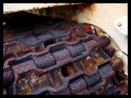 Rusty Treads by MauserGirl