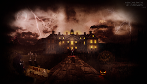 Welcome to Hell's Mansion by iiSkyzZ