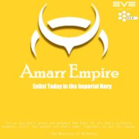 Amarr Navy Recruitment by ZombieBerlioz