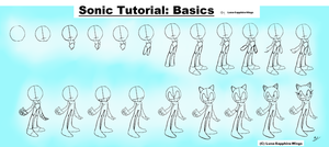 Mobian Tutorial - Basics by Luna-Sapphira-Wings