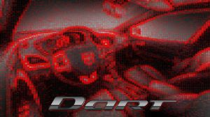 Dodge Dart Interior #4 Mosaic with Logo by VelvetWaters744