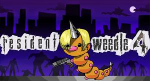 Resident Weedle 4 by com1cr3tard